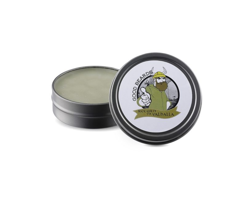 Return to Valhalla – Handcrafted Beard Balm